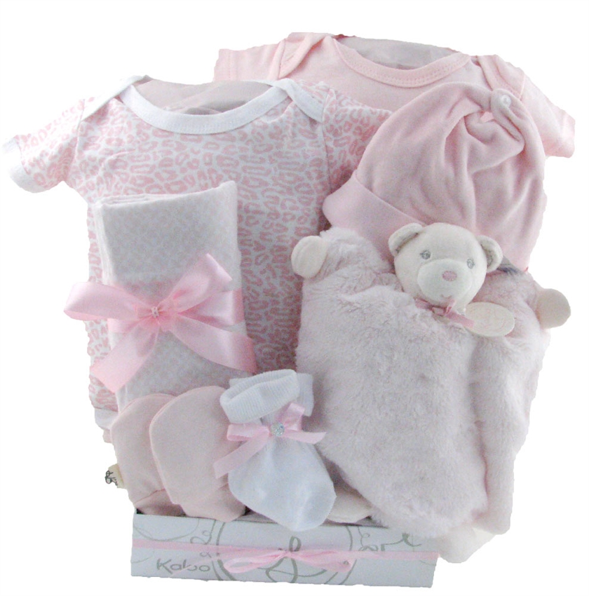 Kaloo cutie pie baby bear glitter gift baskets montreal baby gift negle Images