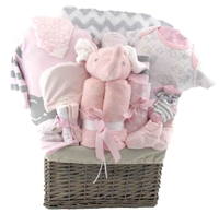 Baby Elephant Deluxe Bath Set