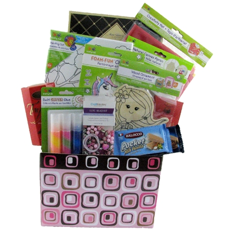 Girls just wanna have fun Activity Basket