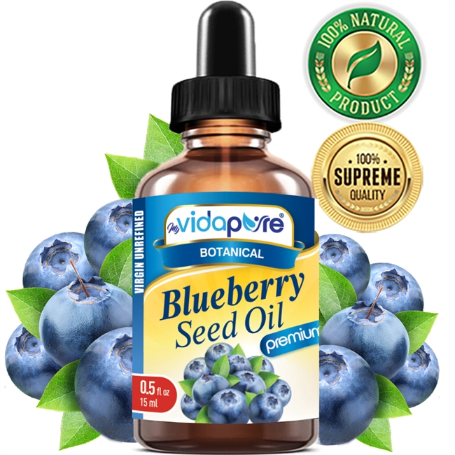 myVidaPure BLUEBERRY SEED OIL