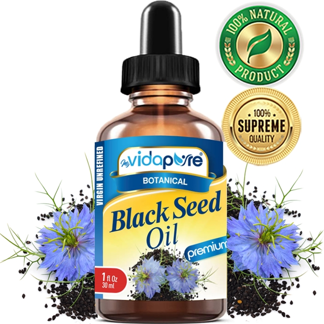 myvidapure black seed oil