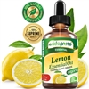 myVidaPure Organic Lemon Essential Oil
