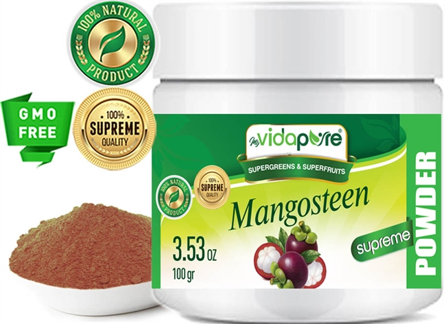 myVidaPure MANGOSTEEN POWDER
