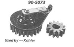 90-5073 Wico rotor & drive gear package