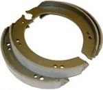 Brake Shoe Set With Lining