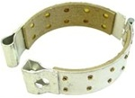 Lined Brake Band, Hinged