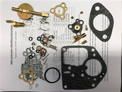 Zenith 68 series carburetor kit replaces k2034 british zenith 34iv ivn carburetor kit ccuart Image collections