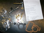 International Farmall cub premium carburetor kit