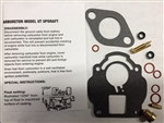 Economy Carter Carburetor Repair Kit