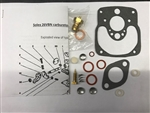 Solex 26VBN carburetor kit