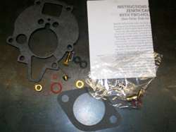 Zenith 68 series carburetor kit replaces k2034 zenith 69 carburetor kit replaces k2137 ccuart Image collections