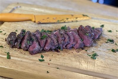 Buffalo New York Strip Steak
