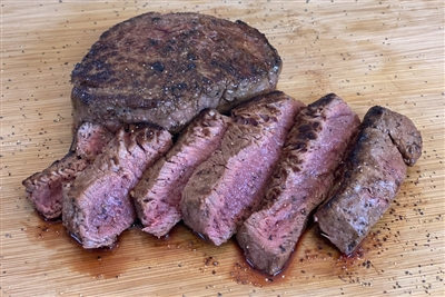 Buffalo Tenderloin Steaks