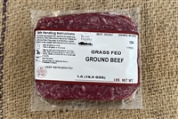 Grass Fed Ground Beef