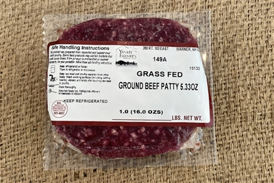 Grass-Fed Beef Burger