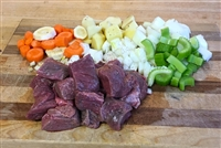 Pasture Raised Beef Stew Meat