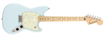 Fender Player Mustang *Maple* (Sonic Blue) - 2020