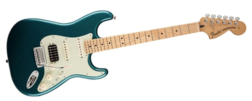 fender deluxe lone star stratocaster ocean turquoise. Black Bedroom Furniture Sets. Home Design Ideas