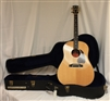 Gibson J-45 Rosewood w/Active pickup (2002)