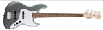 Squier by Fender Affinity Series Jazz Bass (Slick Silver) - 2020