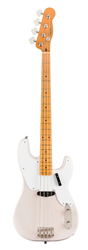 Squier by Fender Classic Vibe 50's P Bass (White Blonde) - 2020