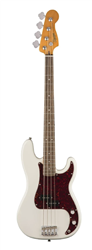 Squier by Fender Classic Vibe 60s Precision Bass (Olympic White) - 2020