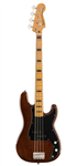 Squier by Fender Classic Vibe 70s Precision Bass (Walnut) - 2020
