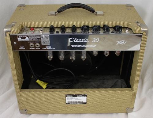 Peavey Classic 30/112 Tube Combo Amp Tweed (Used)