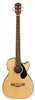 Fender CB-60SCE Acoustic Bass (Natural)