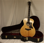 "Taylor 614e Grand Auditorium ""Torrified"" - Natural (2015)"