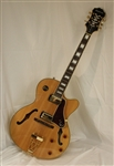 Epiphone Joe Pass Emperor II Archtop - Natural (2014)