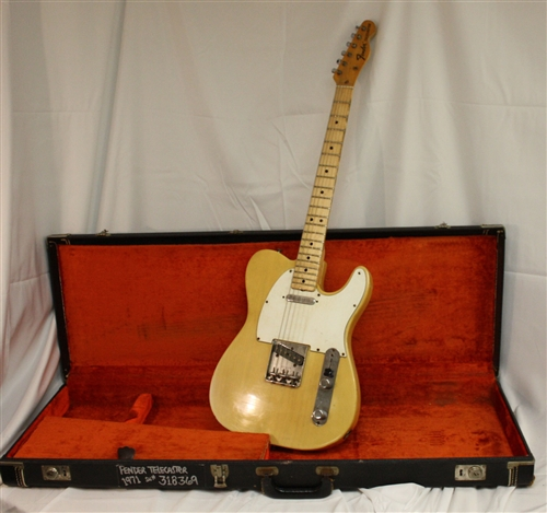 Fender Telecaster - Blonde (1971)
