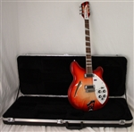 Rickenbacker 360 Semi-Hollowbody Electric Guitar - FireGlo