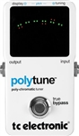 TC Electronic Polytune Chromatic Pedal Tuner