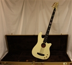 Carvin Model: AC40 4-String Acoustic Electric Bass - Cream