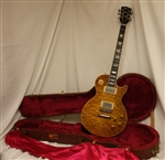 Gibson Les Paul Elegant Double Quilt - Butterscotch (1997)