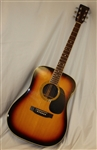 Takamine F360SD Dreadnought - Sunburst (1977)