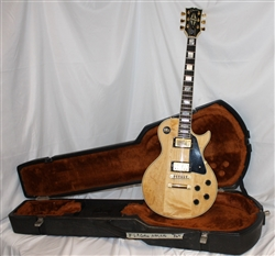 Gibson Les Paul Custom - Natural (1981)