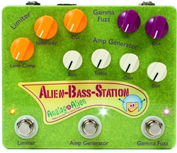 Analog Alien Alien Bass Station (ABS) Green