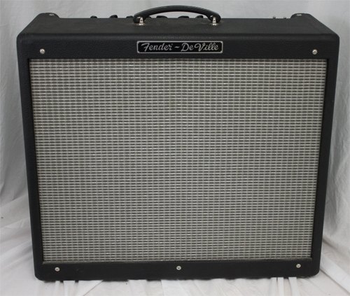 Fender Hot Rod Deville 212 Tube Guitar Combo Amp Black