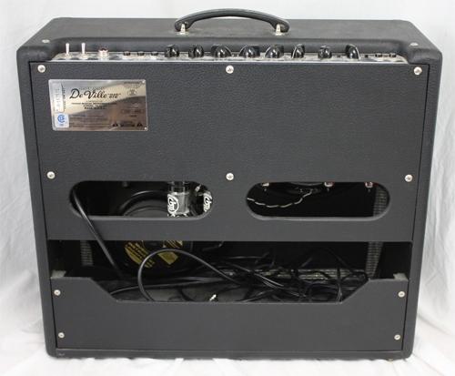 fender hot rod deville 212 tube guitar combo amp black. Black Bedroom Furniture Sets. Home Design Ideas