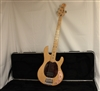 Music Man Stingray Jazz Bass (Pre Ernie Ball) - Natural (1983)