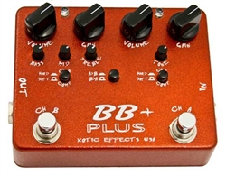 Xotic BB Plus Overdrive / Boost Pedal