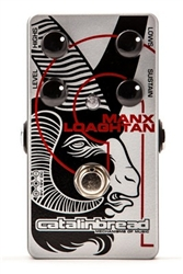 Catalinbread Manx Loaghtan Fuzz Guitar Effects Pedal