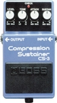 Boss CS-3 Compression Sustainer Pedal