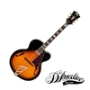 D'Angelico EXL-1 Hollowbody Electric Guitar - Vintage Sunburst