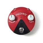 Dunlop Band of Gypsys Fuzz Face Mini Guitar Effects Pedal