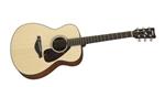 Yamaha FS800S Solid Top Concert Acoustic Guitar - Natural
