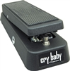 Dunlop Crybaby Classic Fasel Inductor Wah Pedal
