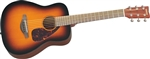 Yamaha JR2 3/4-size Folk Guitar - Tobacco Sunburst